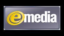 E-Media Logo