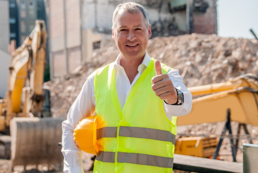 General building contractor: secrets for visionary leaders