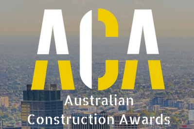 Logo Australian Construction Awards