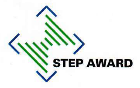 Logo Step Award