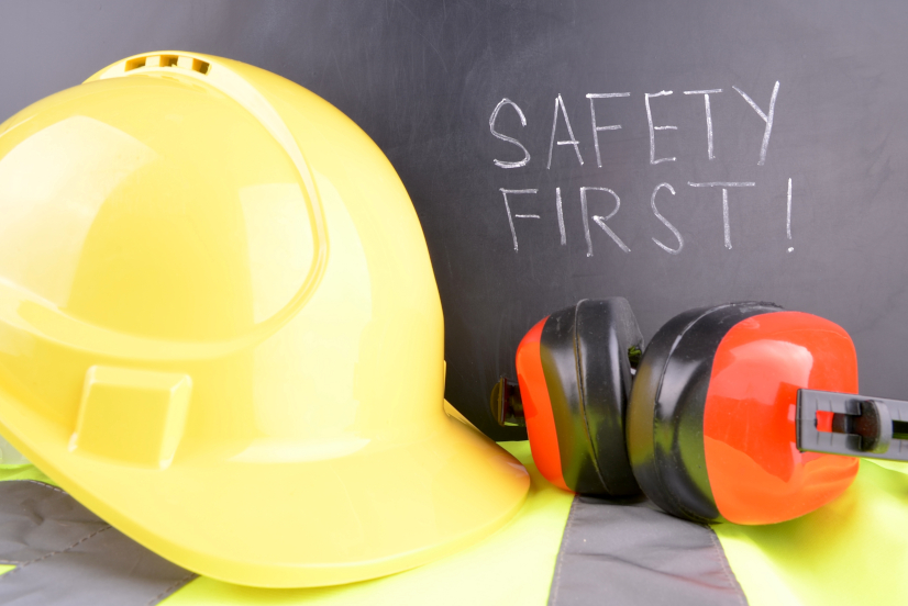 Digital health and safety audit template for construction - PlanRadar